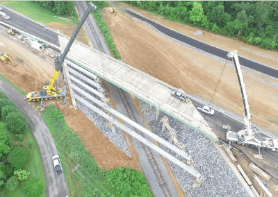 Jim Smith Contracting | Four Lane Construction | I-69