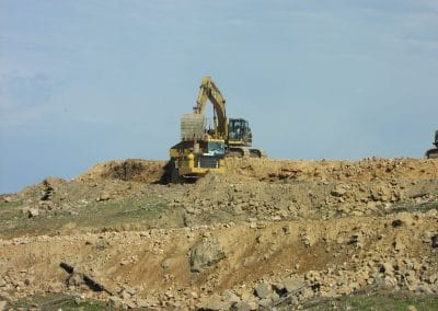 Jim Smith Contracting | Quarry services-1